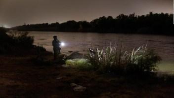 Muertes de migrantes por cruzar la frontera se triplicaron