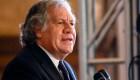Almagro aclara hasta dónde puede llegar la OEA en Nicaragua