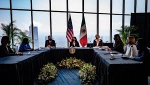 De esto habló Kamala Harris con 5 empresarias mexicanas