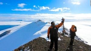 Maoríes Descubrimiento Antártida