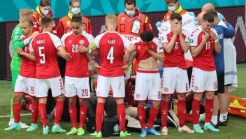 """""""Se había ido"""": Eriksen sufrió un paro cardíaco, según doctor"""
