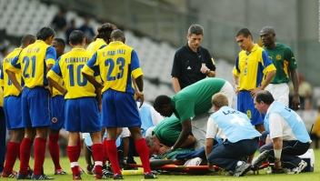 Muertes súbitas que sacudieron al fútbol