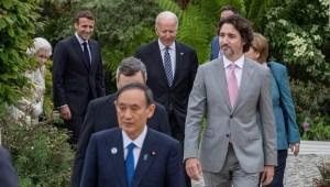 El presidente Biden se aleja de las guerras comerciales