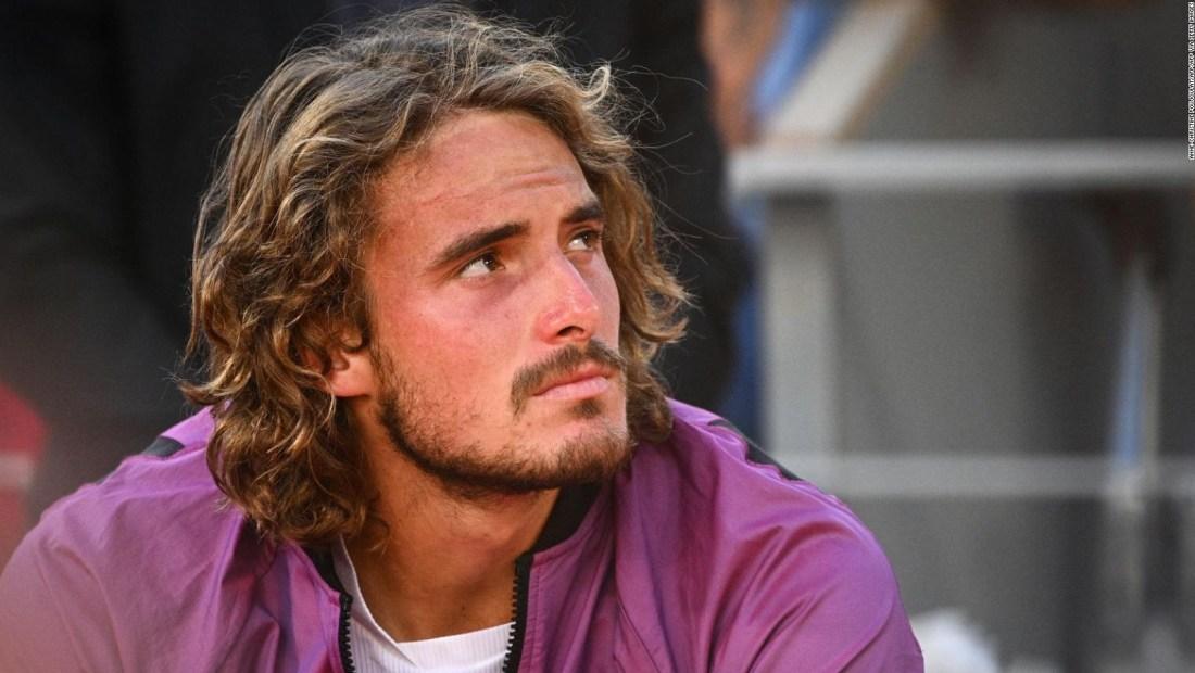 Recibe triste noticia antes de la final de Roland Garros