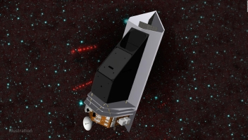 NASA desarrolla telescopio para detectar asteroides