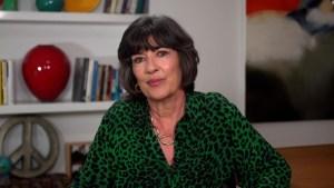 Christiane Amanpour sufre cáncer de ovarios