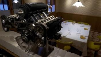Ferrari reabre su restaurante de lujo en Italia
