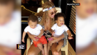 Beyoncé happily celebrates the lives of Rumy and Sir