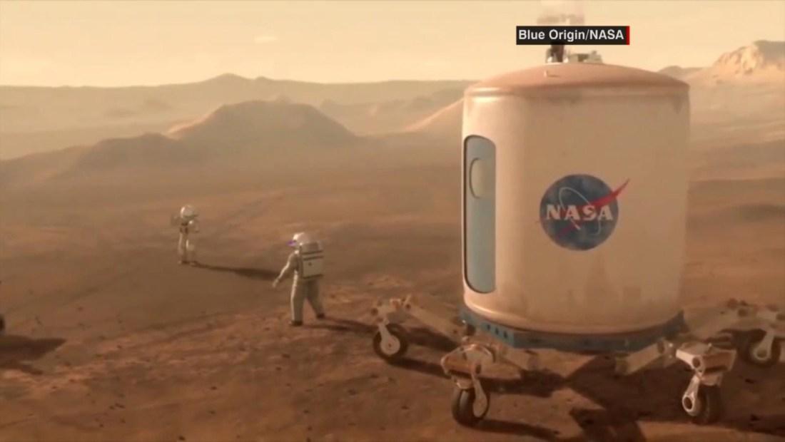 Este es el precio para viajar al espacio con Jeff Bezos