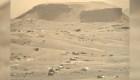 NASA: un monte de Marte es la mejor imagen de la semana