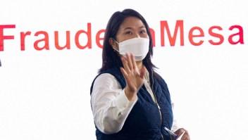¿Logrará Keiko Fujimori la nulidad de actas electorales?