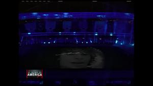 Este fue el homenaje a Maradona en la Copa América