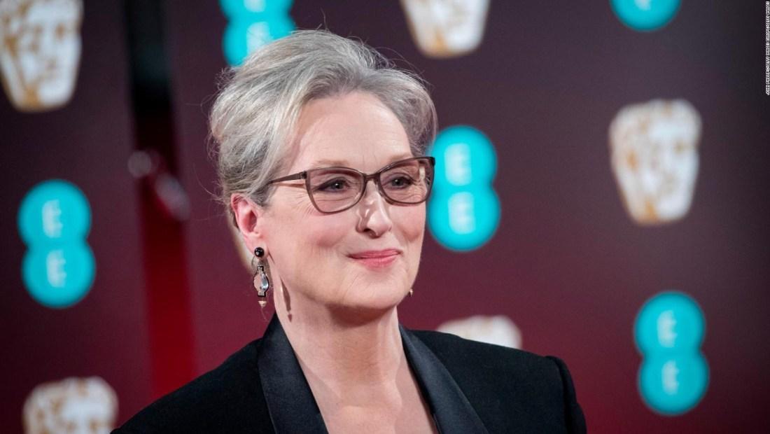 ¿Por qué es tendencia Meryl Streep?
