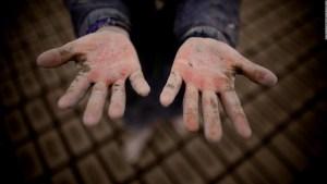 Los casos de trabajo infantil se elevan a 160 millones