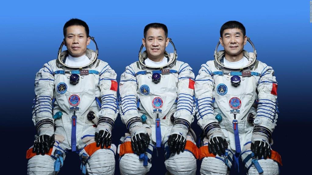 Nueva misión espacial tripulada de China