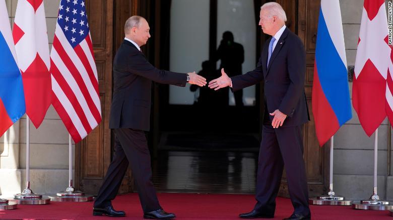 Putin Biden