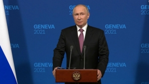 Putin habla sobre Navalny, pero no menciona su nombre