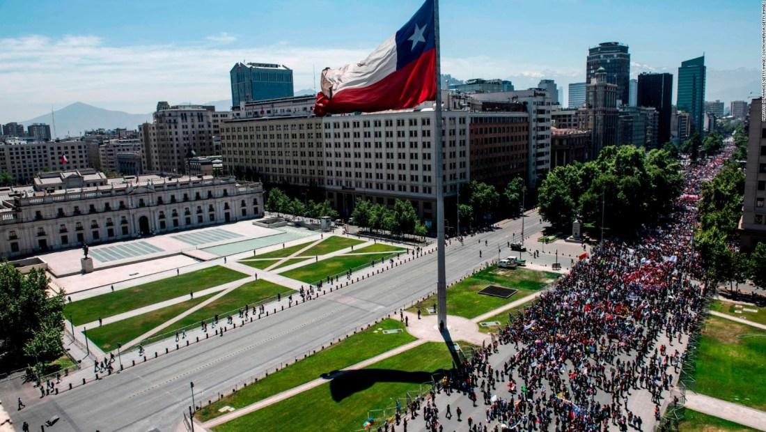 ¿Por qué Chile fue escenario de un descontento social?