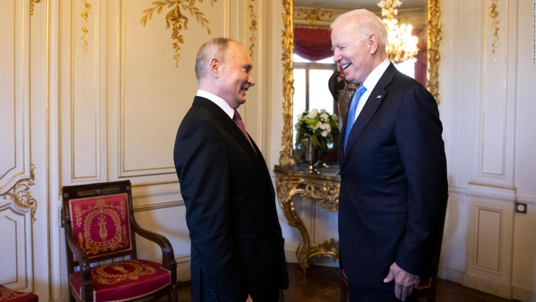 La advertencia de Biden a Putin sobre Navalny