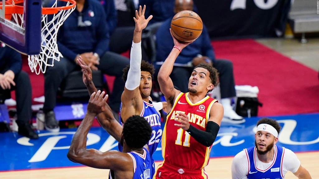 Trae Young, the new NBA star