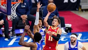 Trae Young, la nueva estrella de la NBA