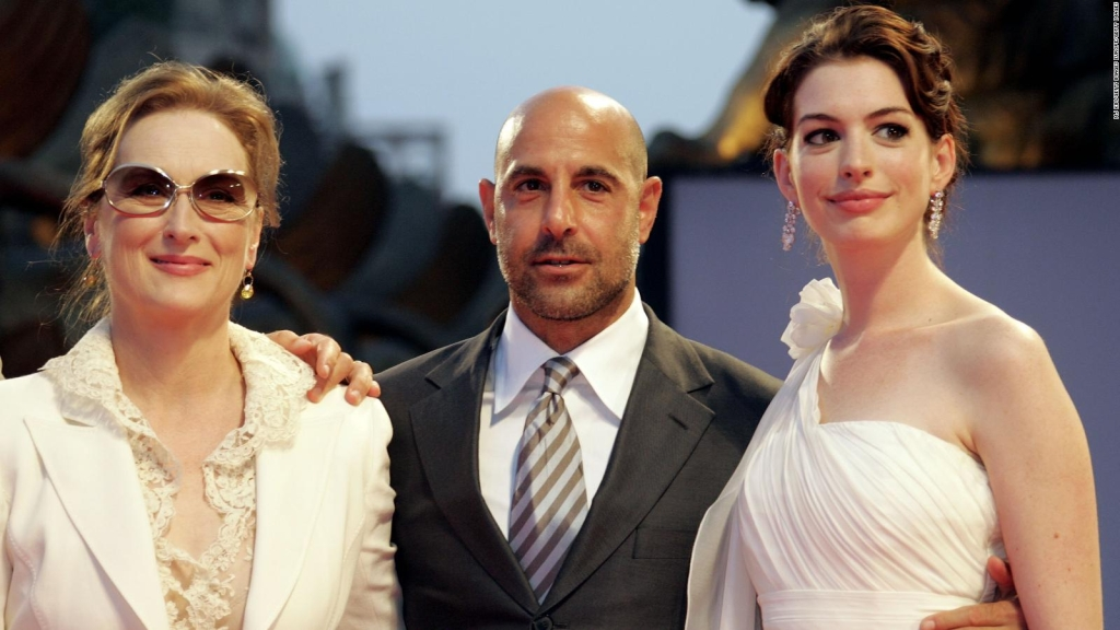 "Anne Hathaway casi se queda sin ""The Devil Wears Prada"""