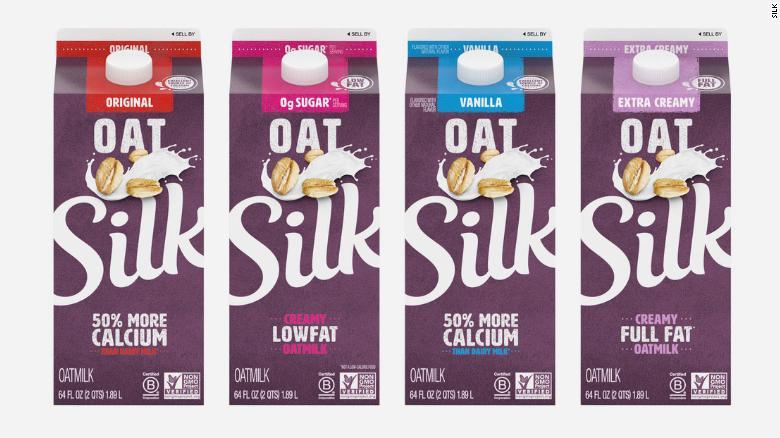 Silk Oatmilk