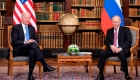 ¿Qué nos dicen los gestos entre Biden y Putin?