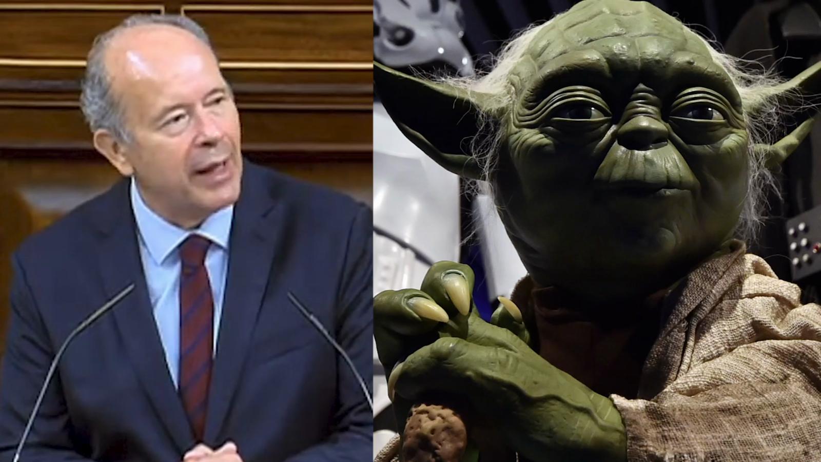 Ministro cita a Yoda para advertir sobre la ultraderecha: «El odio lleva al sufrimiento»