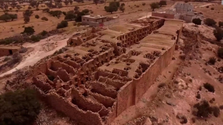 Antiguos graneros marroquíes serían patrimonio histórico