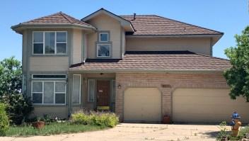 """Mira la """"casa del infierno"""" que venden en US$ 590.000"""