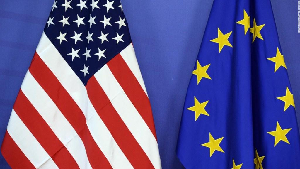 EE.UU. y la Unión Europea ponen fin a disputa comercial