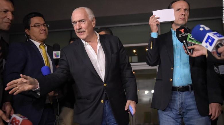 Reacciona Pastrana a dicho calificado como noticia falsa
