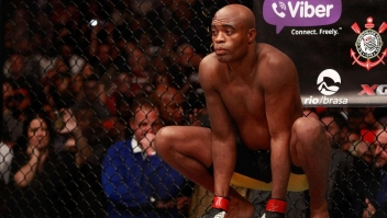 Anderson Silva: Para un boxeador no es fácil el MMA
