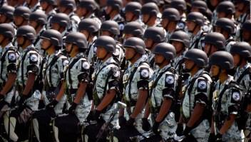 Persiste la violencia a 2 años de la Guardia Nacional