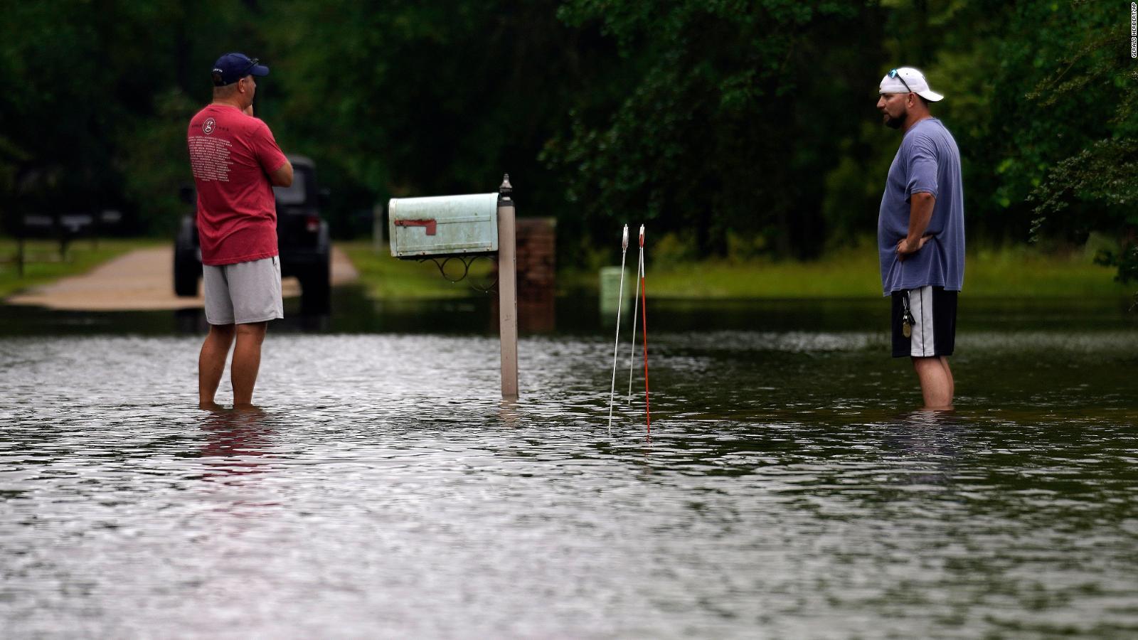 Tormenta tropical Claudette causaría inundaciones repentinas en EE.UU. ¿Sabes qué son?