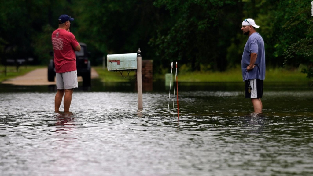 Claudette provocaría inundaciones repentinas. ¿Qué son?
