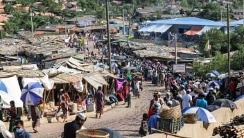ACNUR: casi 82,4 millones de desplazados en el mundo