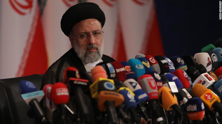 Irán dron