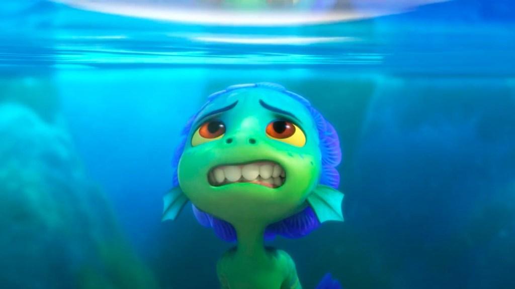 """""""Luca"""", la nueva película de Disney"""