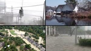 ¿Cómo se nombra a los huracanes?