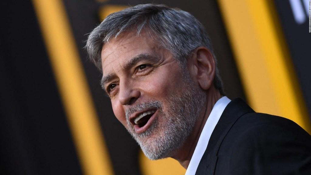 Enseigner le cinéma aux secteurs marginalisés est le nouveau projet de George Clooney