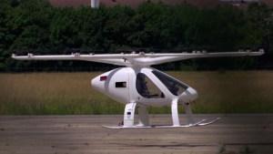 Esta aeronave podría ser el primer taxi aéreo eléctrico