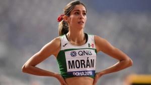 Velocista Paola Morán, esperanza mexicana en Tokio 2020