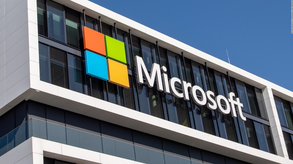 Microsoft alcanza un valor de mercado de US$ 2 billones