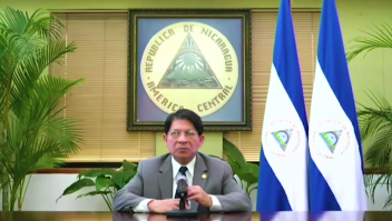 Gobierno de Nicaragua rechaza petición de Bachelet