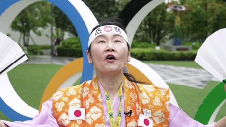 El mensaje de una superfan sobre realizar los Olímpicos