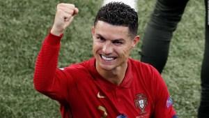 Cristiano Ronaldo agrega otro récord a su colección