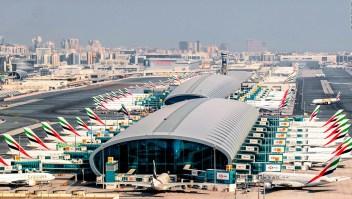 """El aeropuerto """"más concurrido del mundo"""" opera de nuevo"""