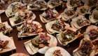 ¿Son los tacos el mayor símbolo de la comida mexicana?